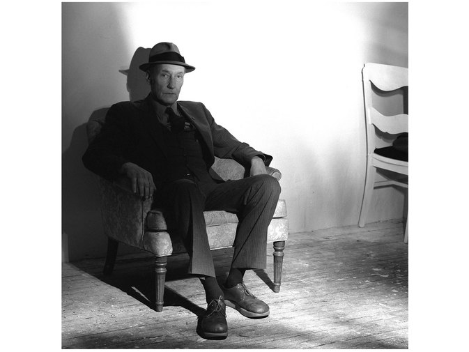 "Jeannette Montgomery Barron ""William S. Burroughs"", image 1"