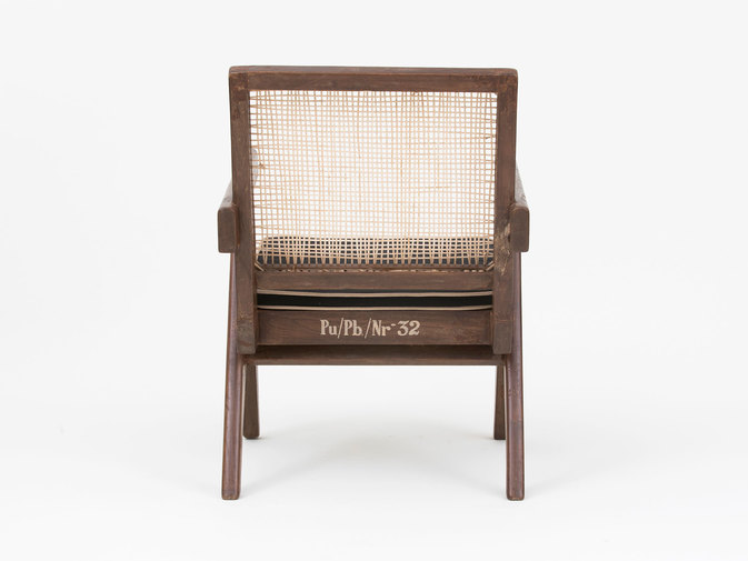 Pierre Jeanneret Low Lounge Chairs, image 13
