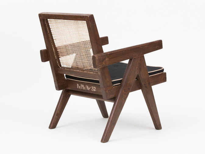 Pierre Jeanneret Low Lounge Chairs, image 14