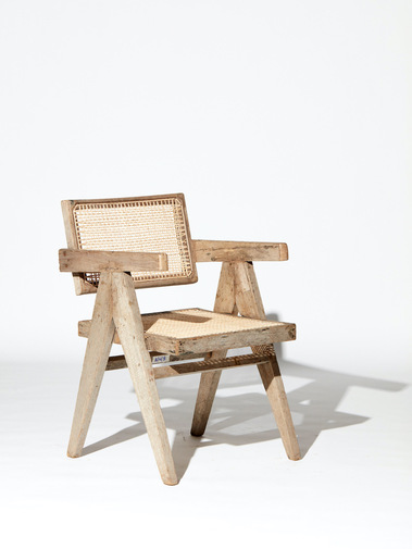 Pierre Jeanneret Armchairs PJ-SI-28-A, image 1