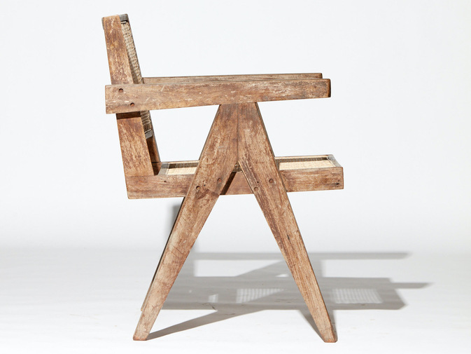 Pierre Jeanneret Armchairs PJ-SI-28-A, image 2