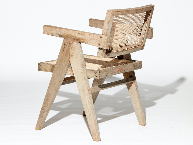 Pierre Jeanneret Armchairs PJ-SI-28-A, image 4