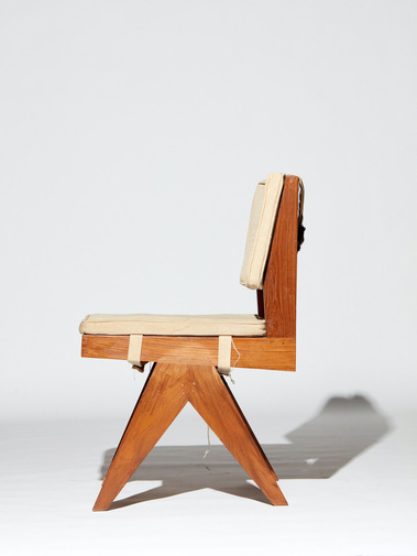 Pierre Jeanneret Dining Chair PJ-SI-25-A, image 1