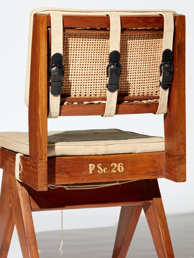 Pierre Jeanneret Dining Chair PJ-SI-25-A, image 2