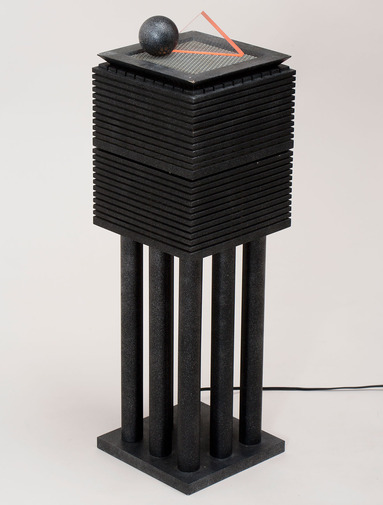 "James Evanson ""Lighthouses"" Lamp, image 3"