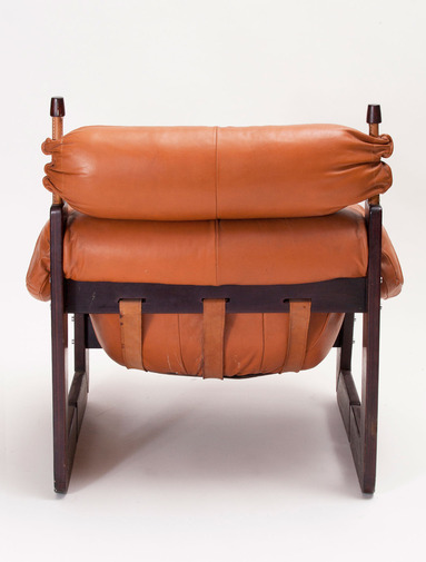 Percival Lafer Lounge Chair and Ottoman, image 4