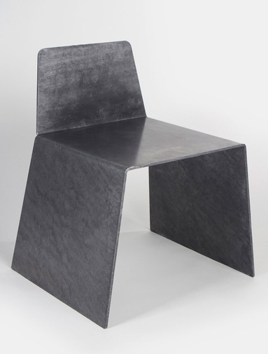 Jonathan Nesci Steel Chair, image 1