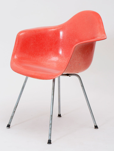 Eames DAX Shell Armchair , image 1