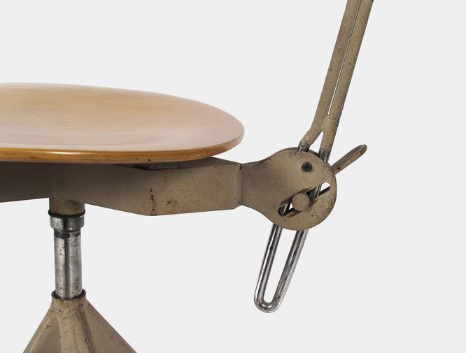 Odelberg & Olsen Desk Chair, image 5