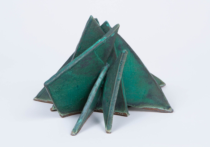 Judy Engel Ceramic Sculpture, image 3