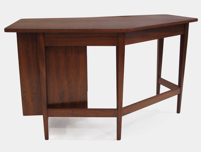 Bertha Schaefer / Gio Ponti Desk, image 2