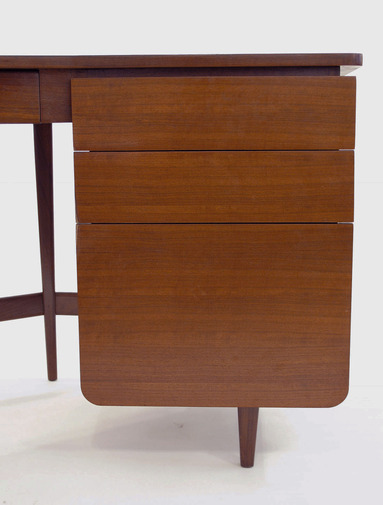 Bertha Schaefer / Gio Ponti Desk, image 4