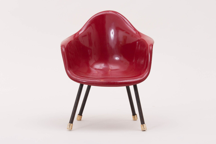 Eames Style Childrens Chair, image 5