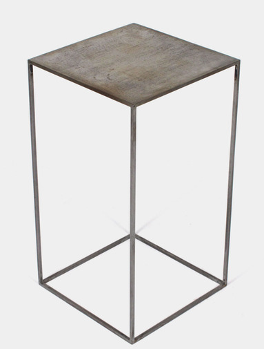 Steel Cocktail Table, image 1