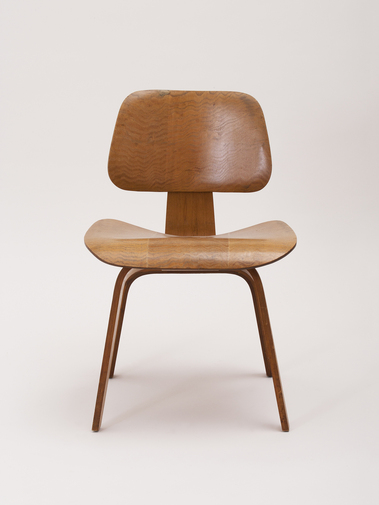 Charles & Ray Eames DCW Chair, image 1