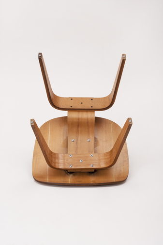 Charles & Ray Eames DCW Chair, image 4