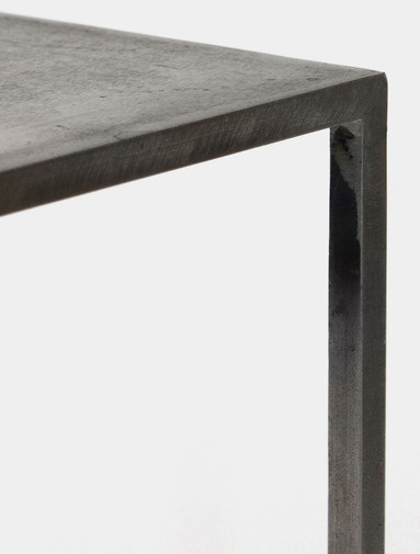 Steel Cocktail Table, image 3