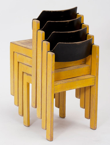 Stackable Children's Chairs, image 1