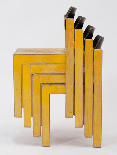 Stackable Children's Chairs, image 5