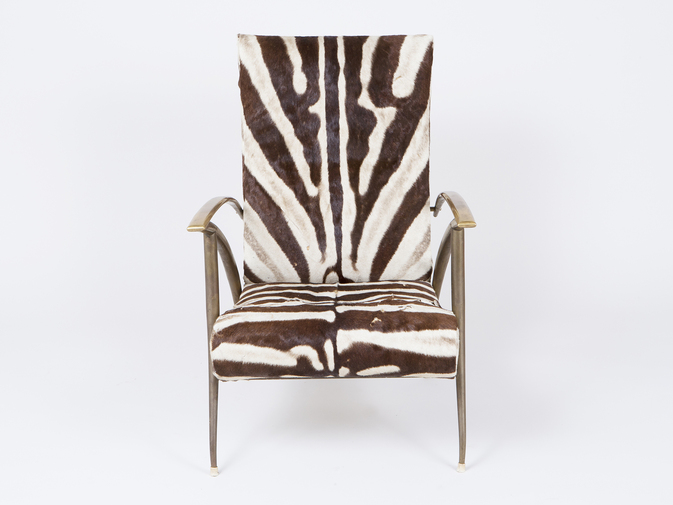 Zebra Chair, image 3