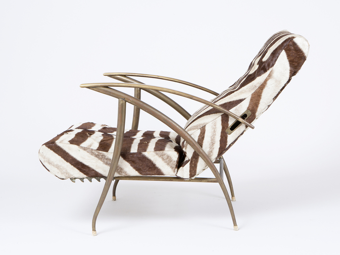 Zebra Chair, image 2