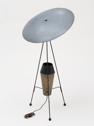 A.W. and Marion Geller Floor Lamp, image 1