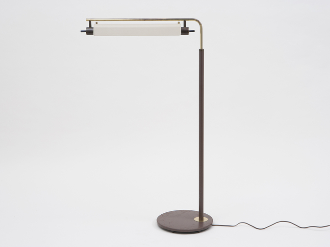 Gerald Thurston Lightolier Floor Lamp, image 1
