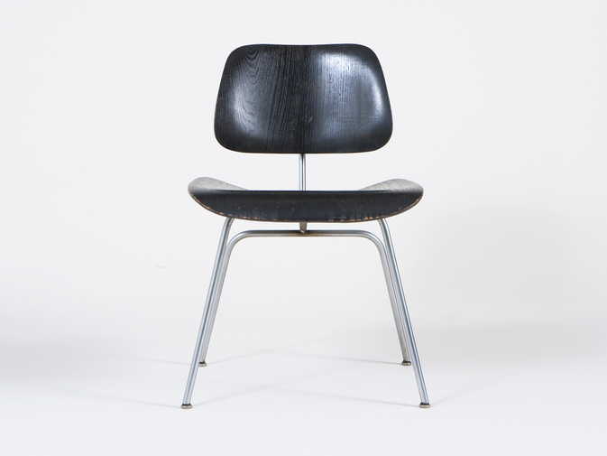 Charles & Ray Eames DCM Chair, image 1