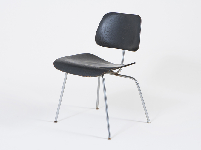 Charles & Ray Eames DCM Chair, image 5