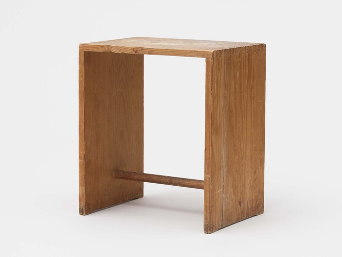 "Max Bill ""Ulm"" Stool, image 1"