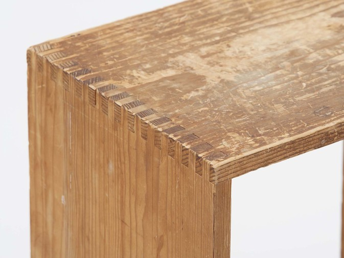 "Max Bill ""Ulm"" Stool, image 2"