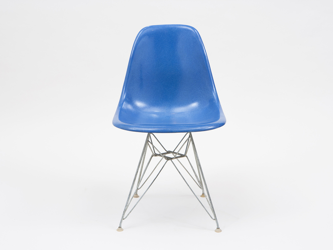 Eames DSR Shell Chairs with Eiffel Base, image 11