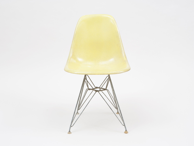 Eames DSR Shell Chairs with Eiffel Base, image 12