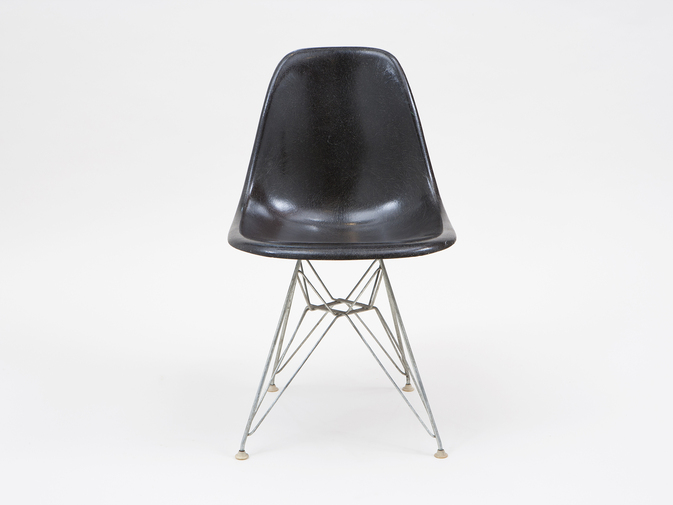 Eames DSR Shell Chairs with Eiffel Base, image 13