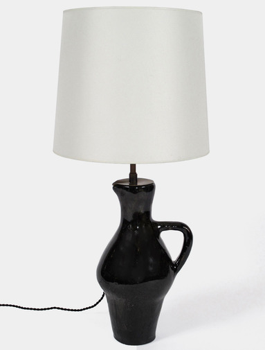 French Pitcher Lamp, image 1