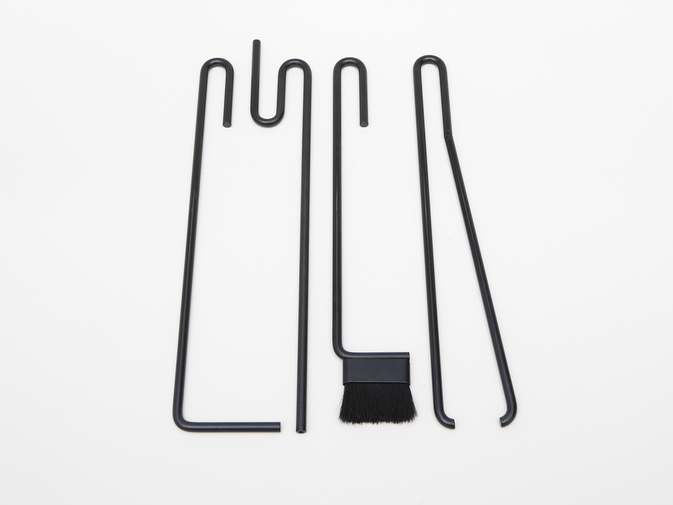 Modernist Fire Tools, image 2