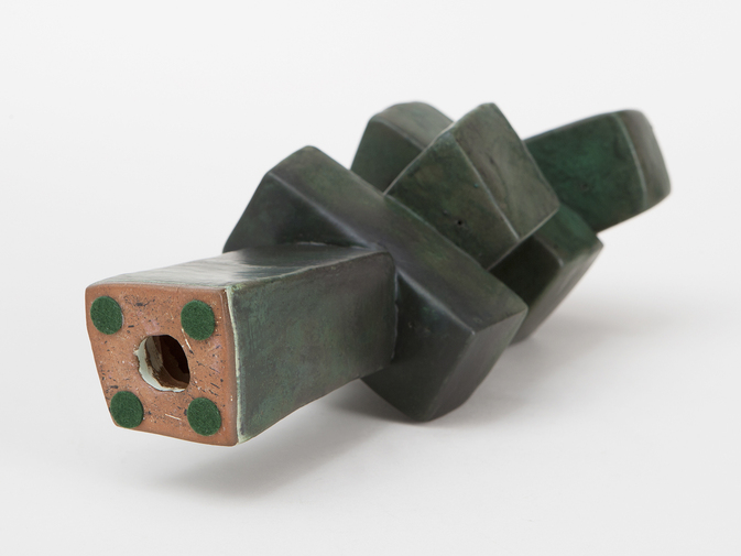 Judy Engel Ceramic Sculpture, image 4