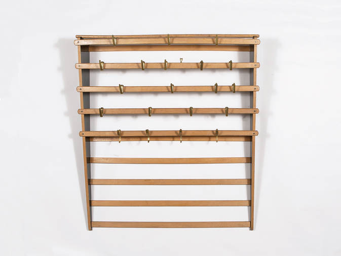Carl Auböck Custom Coat Rack, image 1