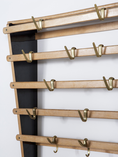 Carl Auböck Custom Coat Rack, image 2