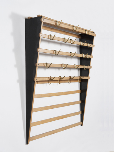 Carl Auböck Custom Coat Rack, image 4