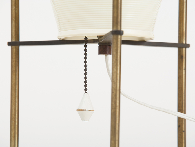 Yasha Heifetz Pair of Lamps, image 3