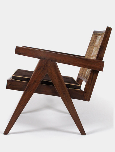 Pierre Jeanneret Lounge Chairs, image 1