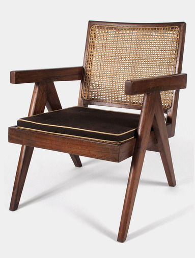 Pierre Jeanneret Lounge Chairs, image 2