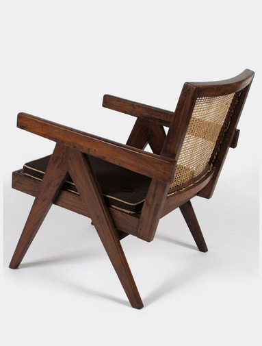 Pierre Jeanneret Lounge Chairs, image 4