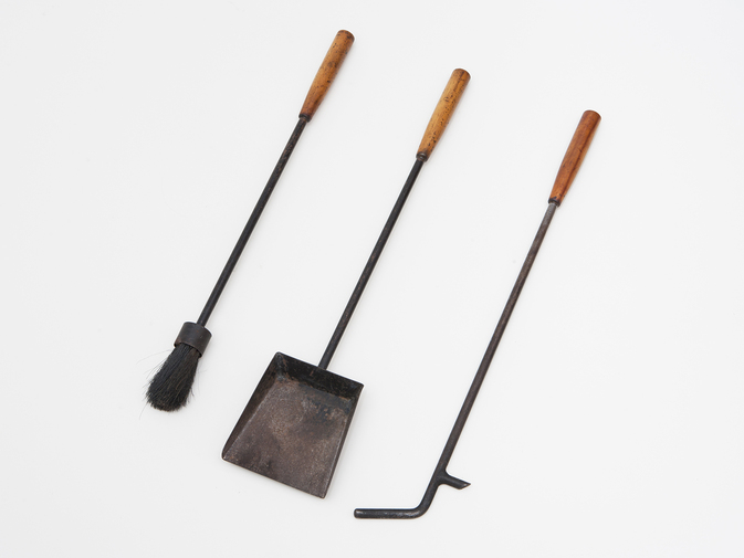 Irving Harper for George Nelson & Associates Modernist Fire Tools, image 5