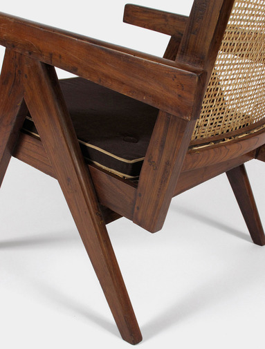 Pierre Jeanneret Lounge Chairs, image 5