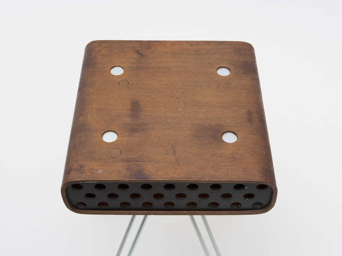 William Plumb for Eliot Noyes & Associates Prototype IBM Dictating Machine Stand, image 4