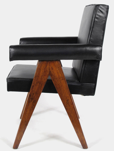 Pierre Jeanneret Armchairs, image 1