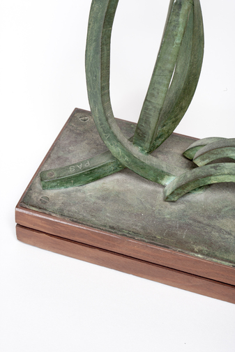 Bronze Sculpture, image 2