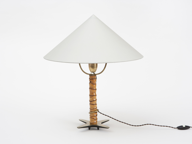 Carl Auböck Table Lamp, image 1